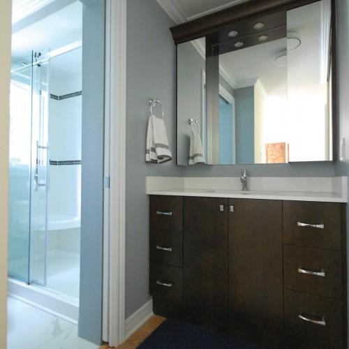 Modern Classic Bath