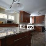 Open Concept Kitchen Island