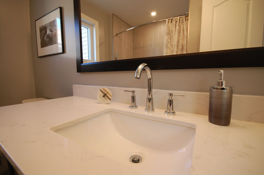 Bathroom sink faucet kitchens and bathrooms first for First bathrooms