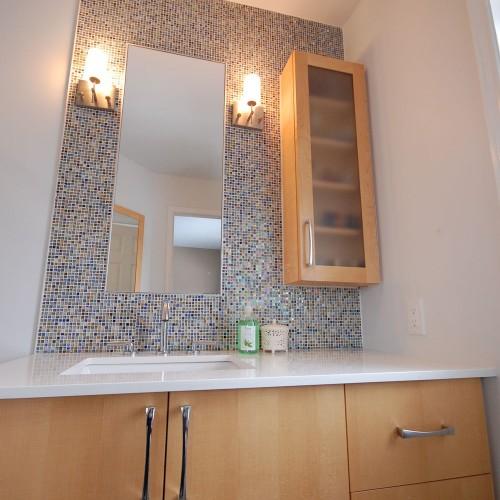 Mosaic Bathroom Vanity