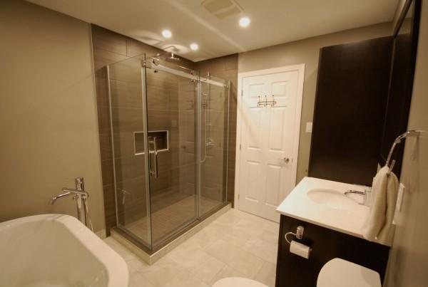 Newly Updated Bathroom