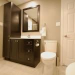 Brown Bathroom Vanity