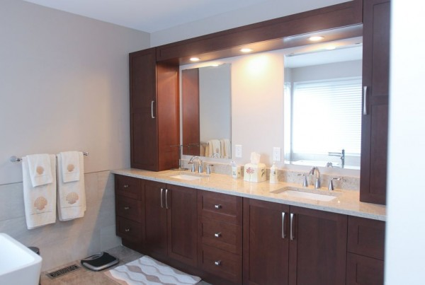 Bathroom Renovations Ottawa - Kitchens and Bathrooms First on his her robe hooks, his her bathroom floor plans, his her bathroom art,